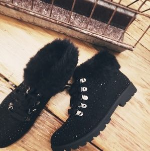 New! Justice Lace Boot
